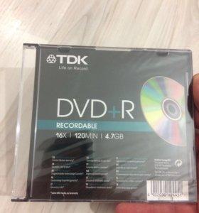 Диск DVD+R