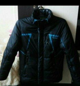 Куртка зим новая50р