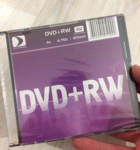 Диск DVD+RW