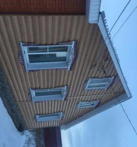Дом, участок