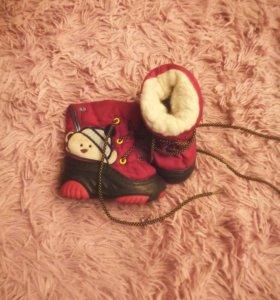 Зимняя обувь antilopa 20-21