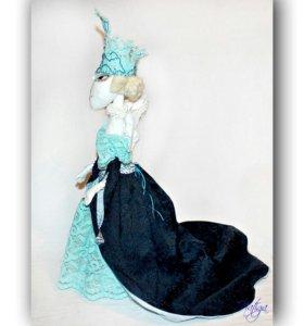 "Кукла ""Снежная королева"""