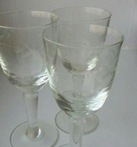 Бокалы для вина/шампанского