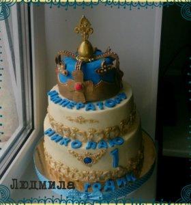 Вкуснейшие и натуральные тортики и капкейки