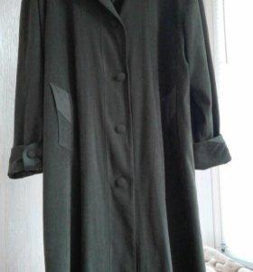 Плащ -пальто