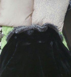 Норковая шуба АвтоЛеди