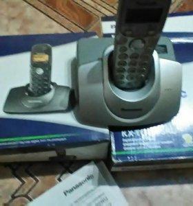 Беспроводной телефон панасоник