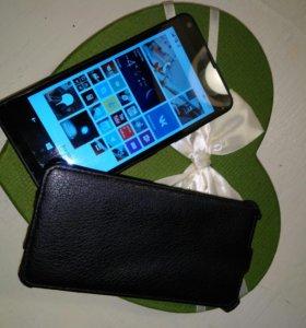 Microsoft Lumia 640 Dual Sim (RM-1077) Black б/у