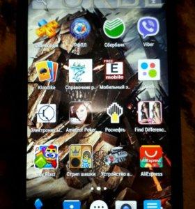 Телефон Benefit S502 plus