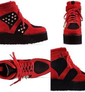 Брендовая обувь Новые Оригинал Размер 37