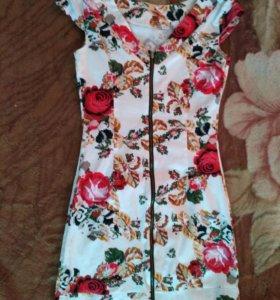 Продам платье 46р