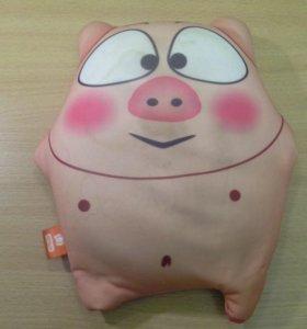Свинюшка антистресс. С наполнителем