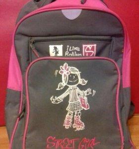 Детский рюкзак-чемодан