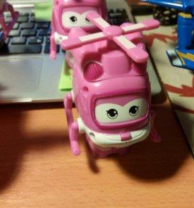 Суперкрылья трансформер - детская игрушка