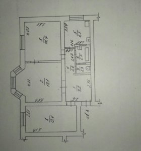 3-х комнатная кварира