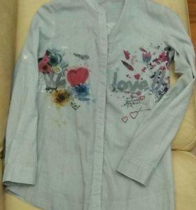 Рубашка, 44-46, Desiqual