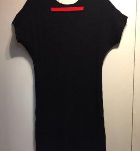 Платье-свитер Benneton