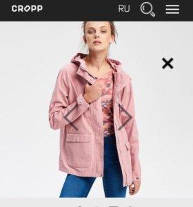 Куртка с капюшоном