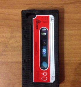 Чехол - касета на айфон 5