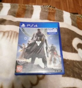 Игра для ps4 Destiny