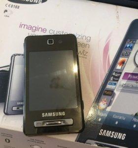 SAMSUNG SGH- F480
