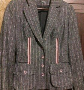 Дизайнерский пиджак