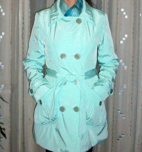 Куртка - пальто, 44-46 размер