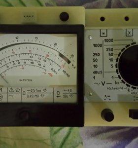 Тестер аналоговый Ц4342-М1