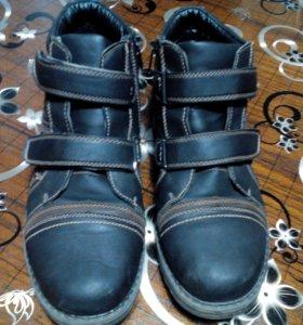 Ботинки мужские в идеале!
