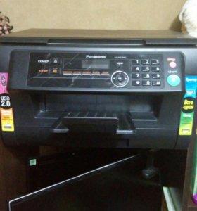 Принтер лазерный черно-белый