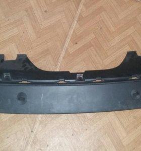 Накладка заднего бампера BMW X5 E70 51127227766
