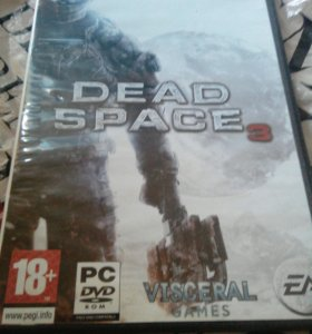 Диск DEAD SPACE³