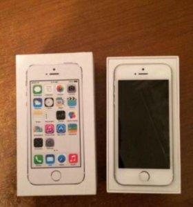Продаю айфон 5s 16 gb белый