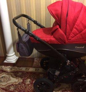 Коляска Car-Baby Concord 2 в 1