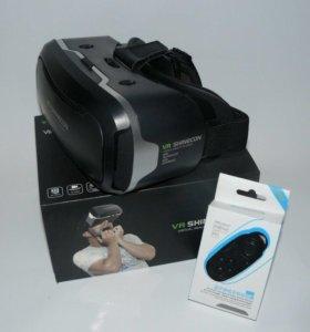 VR Shinecon 2.0 очки виртуальной реальности