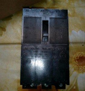 Автоматический выключатель АЕ 2043М-100-00 УЗ-А 66