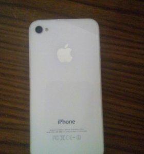 Айфон 4 на 16gb