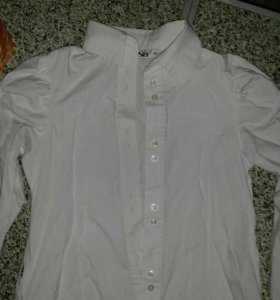 Блузы на рост от 110