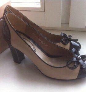 Новые туфли Vasconte