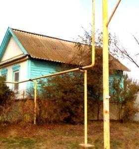 Дом деревянный 40 м2
