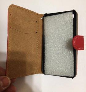 Чехол-книжка для iPhone 4-4s