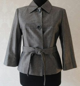 Пиджак серый Apriori
