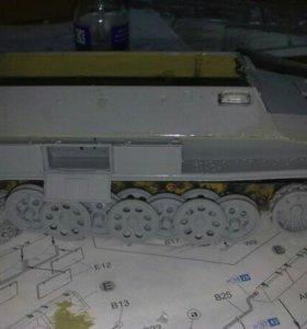Модель Ханомаг