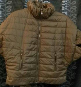Куртка летучая мышь