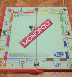 Продам оригинальную монополию в дорогу