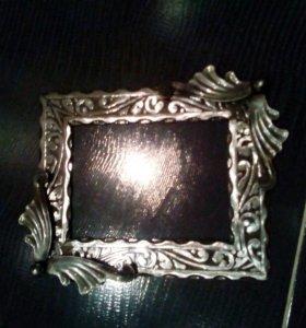 Рамка декоративная под зеркало или фото