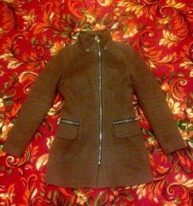 Зимнее пальто, размер м