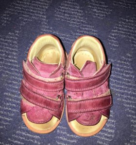 Ортопедические сандали минимен
