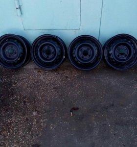 Диски новые R13 4×100