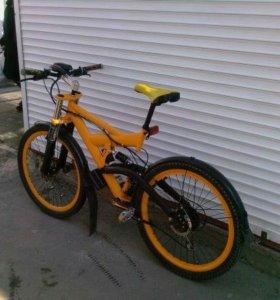 Велосипед fort titan